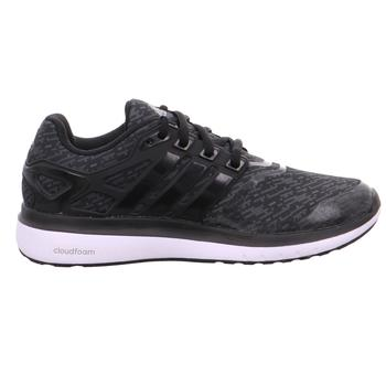 Schuhe Damen Sneaker Low adidas Originals energy cloud V CBLACK/CBLACK/FTWWHT000