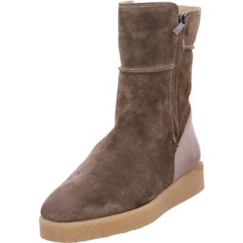 Schuhe Damen Boots Marc Opolo - 14296001 beige