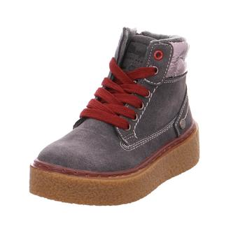 Schuhe Mädchen Sneaker High Wrangler WG17236B 56°d`grey1