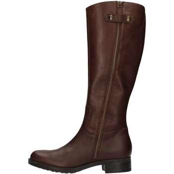 Schuhe Damen Klassische Stiefel Donna Più DONNAPIU' 08950 Stiefel Frau Braun Braun