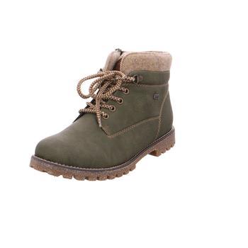 Schuhe Mädchen Boots Rieker NV 52°forest/wood/chestnut1