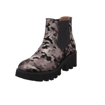 Schuhe Damen Boots Xyxyx - 43218-01 schwarz