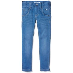 Kleidung Jungen Jeans Name It Kids NITCLAS DNM MEDIUM BLUE Blau