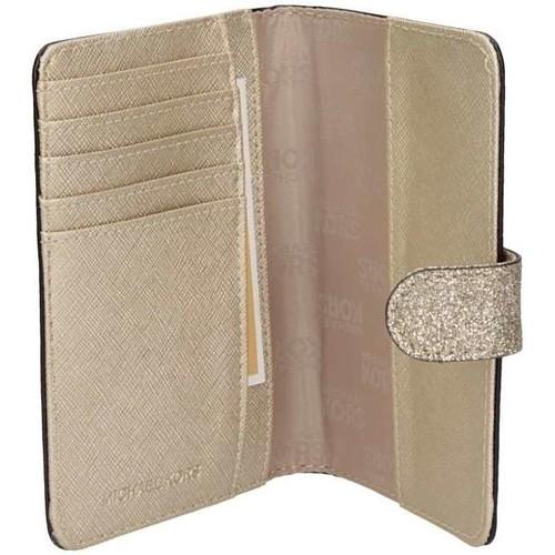 MICHAEL Michael Kors 35H7XGFTT10 PALE GOL Gold - Taschen Portemonnaie Damen 12665 3f2Eh