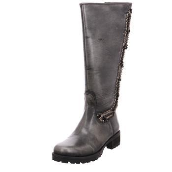 Schuhe Damen Stiefel Xyxyx - 43154-02 grau