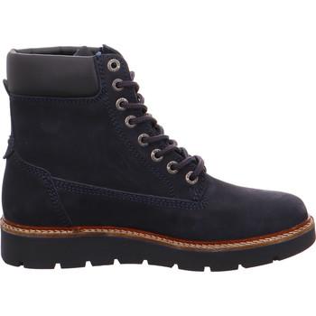 Schuhe Damen Boots Dockers - 41JU201-300-660 blau