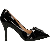 Schuhe Damen Pumps What For ODELISE Schwarz