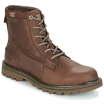 Schuhe Herren Boots Caterpillar SWINGSHIFT Braun