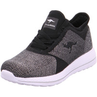 Schuhe Damen Sneaker Low Kangaroos - 39014 schwarz