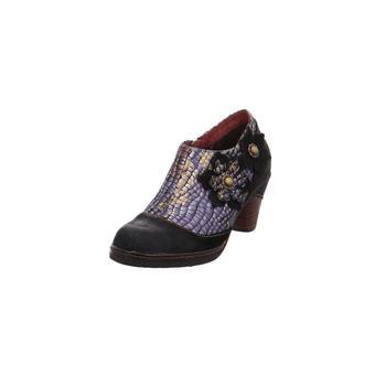Schuhe Damen Low Boots Estelle International NV noir