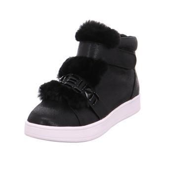Schuhe Damen Sneaker High Buffalo - 16T44-3 schwarz