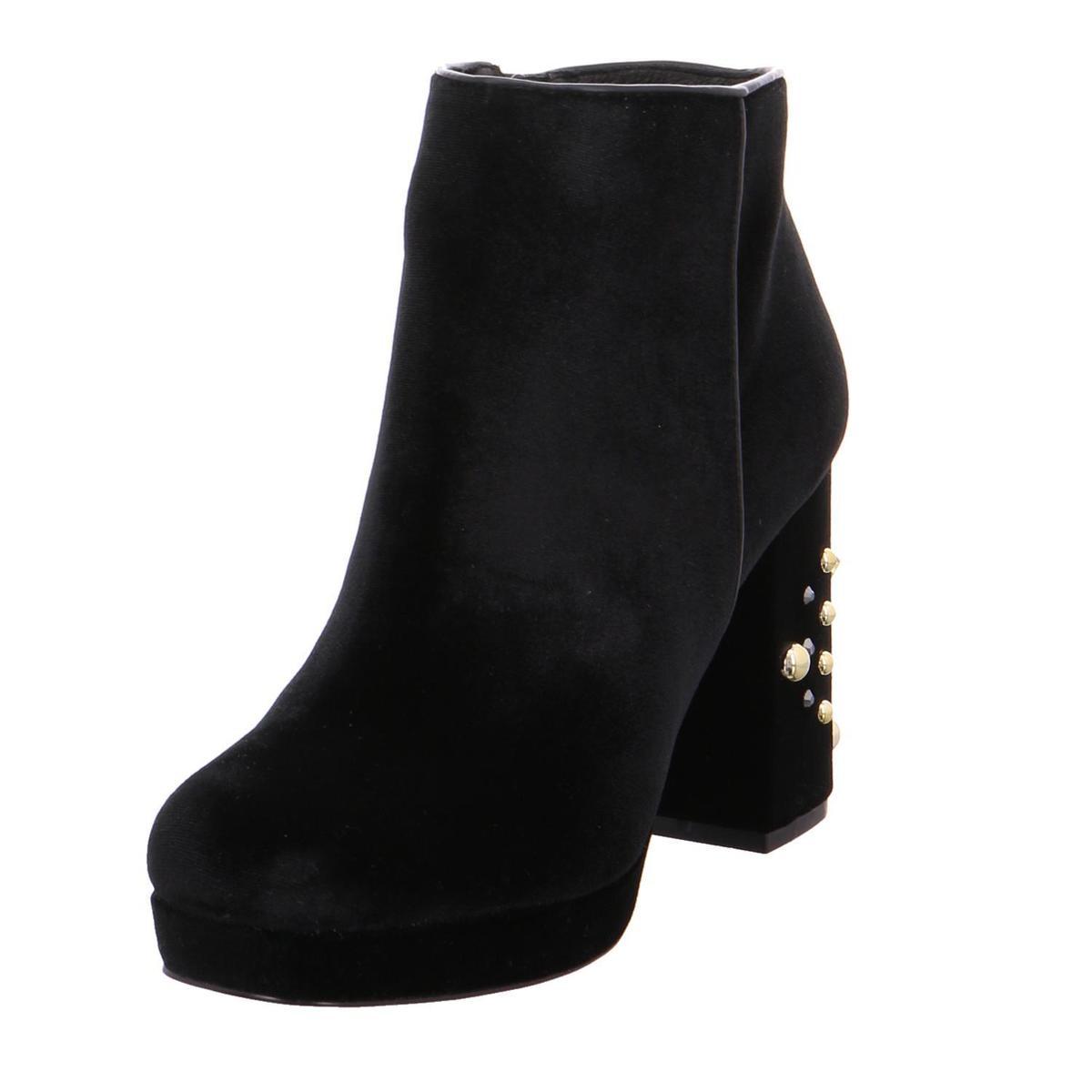 Café Noir - NE928 schwarz - Schuhe Low Boots Damen 95,95 €