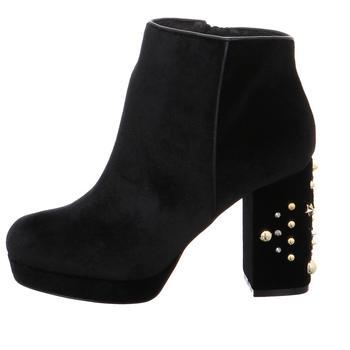 Café Noir - NE928 schwarz - Schuhe Low Boots Damen 10795