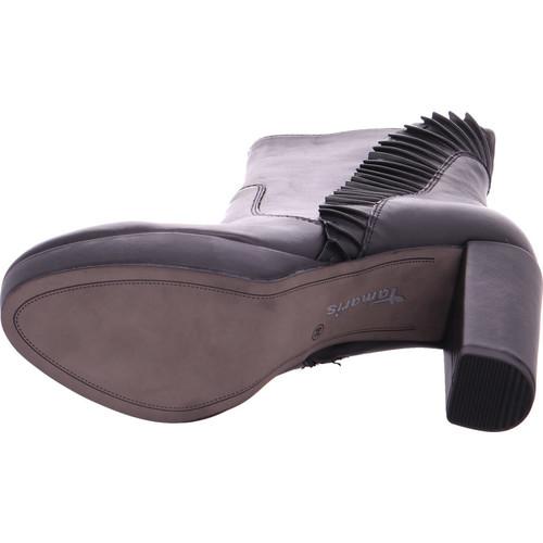 Tamaris - Da.-Stiefel BLACK001 - Tamaris Schuhe Low Boots Damen 112,05 5afaf1