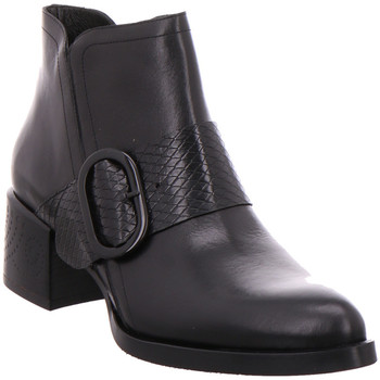 Schuhe Damen Low Boots Zinda - 3163 schwarz