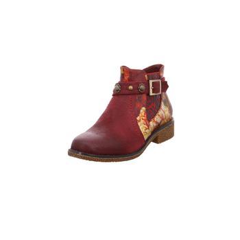 Schuhe Damen Boots Estelle International NV wine