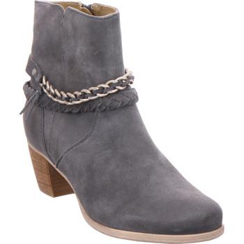 Schuhe Damen Low Boots SPM Schlupf-, Reißverschl.Stiefele jeans