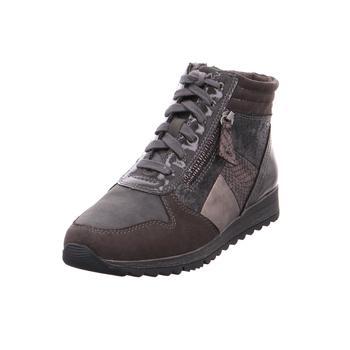 Schuhe Damen Sneaker High Softline Da.-Stiefel 207ASPHALT