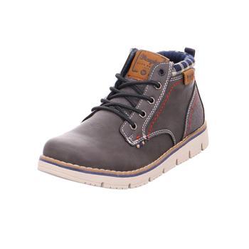 Schuhe Damen Sneaker High Wrangler WJ17215K 96°anthracite4