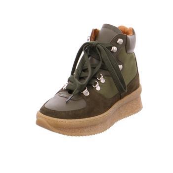 Schuhe Damen Sneaker High La Strada - 176.0001 grün