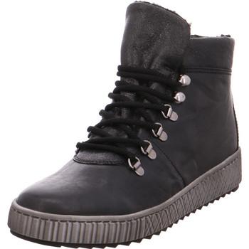 Schuhe Damen Sneaker High Gabor - 73.767.57 schwarz