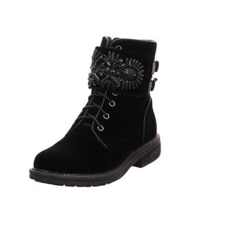 Schuhe Damen Low Boots Alma En Pena NV black1