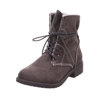 Schuhe Damen Low Boots Hengst 261077073,DK. GREY dk.grey