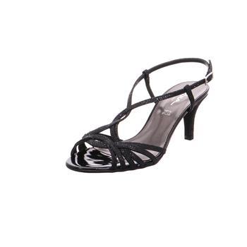 Schuhe Damen Sandalen / Sandaletten Vista - 424 schwarz