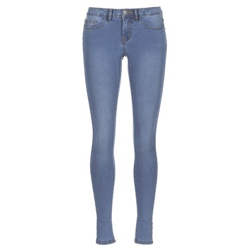 Kleidung Damen Slim Fit Jeans Noisy May NMEVE Blau