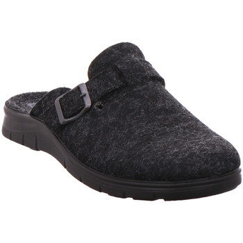 Schuhe Herren Hausschuhe Fischer NV 205°anthrazit1