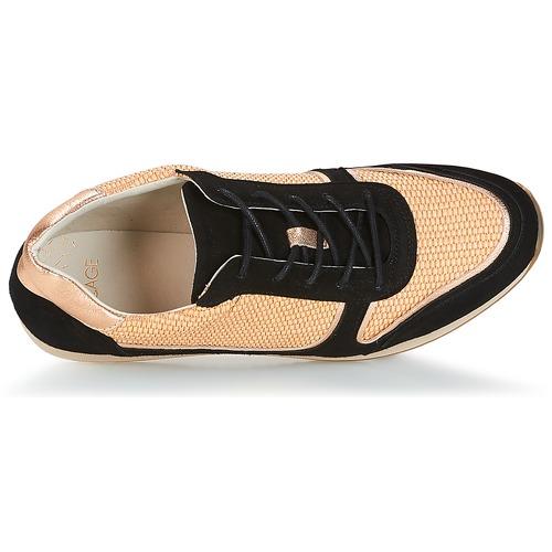 Bocage LYMAN Schwarz  Schuhe Sneaker Low Damen 47,50