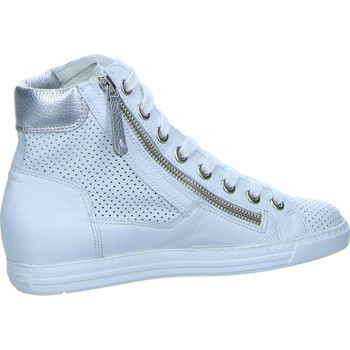 Schuhe Damen Sneaker High Paul Green 4247 weiß