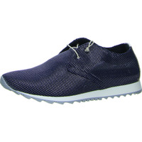 Schuhe Damen Sneaker Low Donna Carolina 3776 blau
