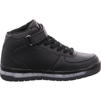 Schuhe Jungen Sneaker High Kangaroos - 18121 schwarz