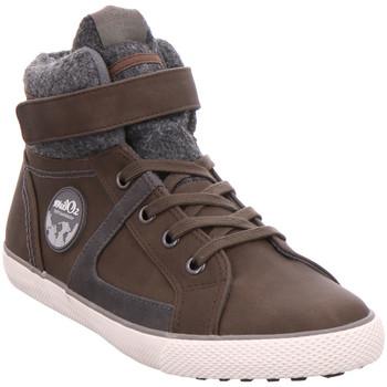 Schuhe Jungen Sneaker High S.Oliver - 55-56111-290 392 braun