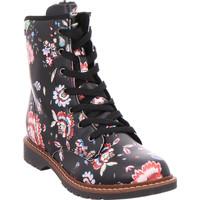 Schuhe Mädchen Boots S.Oliver Ki.-Stiefel BLACK COMB 098