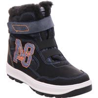 Schuhe Jungen Schneestiefel S.Oliver Kids Boots BLACK COMB 098