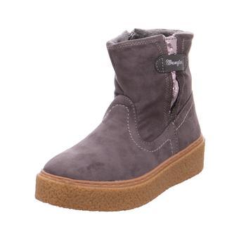 Schuhe Mädchen Low Boots Wrangler WG17235B 56°d`grey1