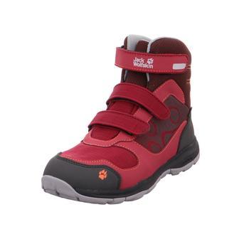 Schuhe Kinder Schneestiefel Jack Wolfskin NV 2501°dark ruby2