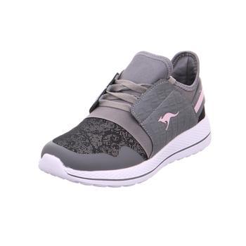 Schuhe Sneaker Kangaroos - 39025 grau