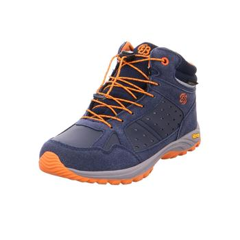 Schuhe Wanderschuhe Bruetting NV marine/orange1