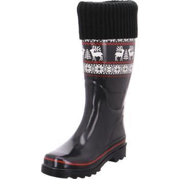 Schuhe Gummistiefel Beck - 813 schwarz