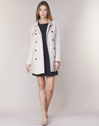 Kleidung Damen Trenchcoats Only LUCY Beige