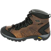 Schuhe Herren Wanderschuhe Brütting Outdoorschuh Mount Hona High classic braun