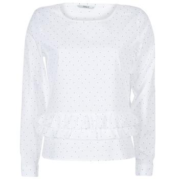 Kleidung Damen Tops / Blusen Only TINE Weiss