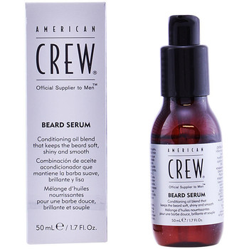 Beauty Herren Spülung American Crew Crew Beard Serum  50 ml