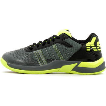 Schuhe Herren Indoorschuhe Kempa Attack Contender Caution Junior Schwarz