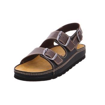 Schuhe Herren Sandalen / Sandaletten Big Dream - 680395 schwarz
