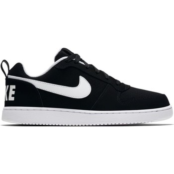 Schuhe Herren Sneaker Low Nike Men's  Court Borough Low Shoe 838937 010 NEGRO