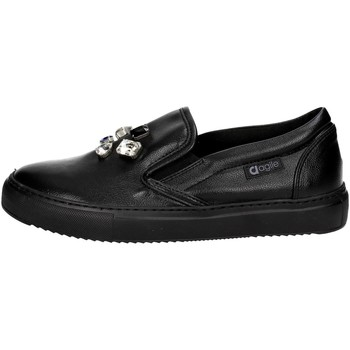 Schuhe Damen Slipper Agile By Ruco Line Agile By Rucoline  2813(35_) Slip-on Schuhe Damen Schwarz Schwarz